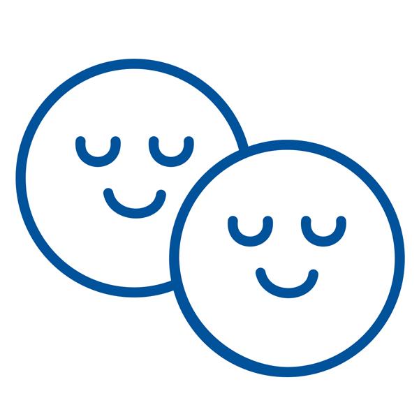 happy faces icon